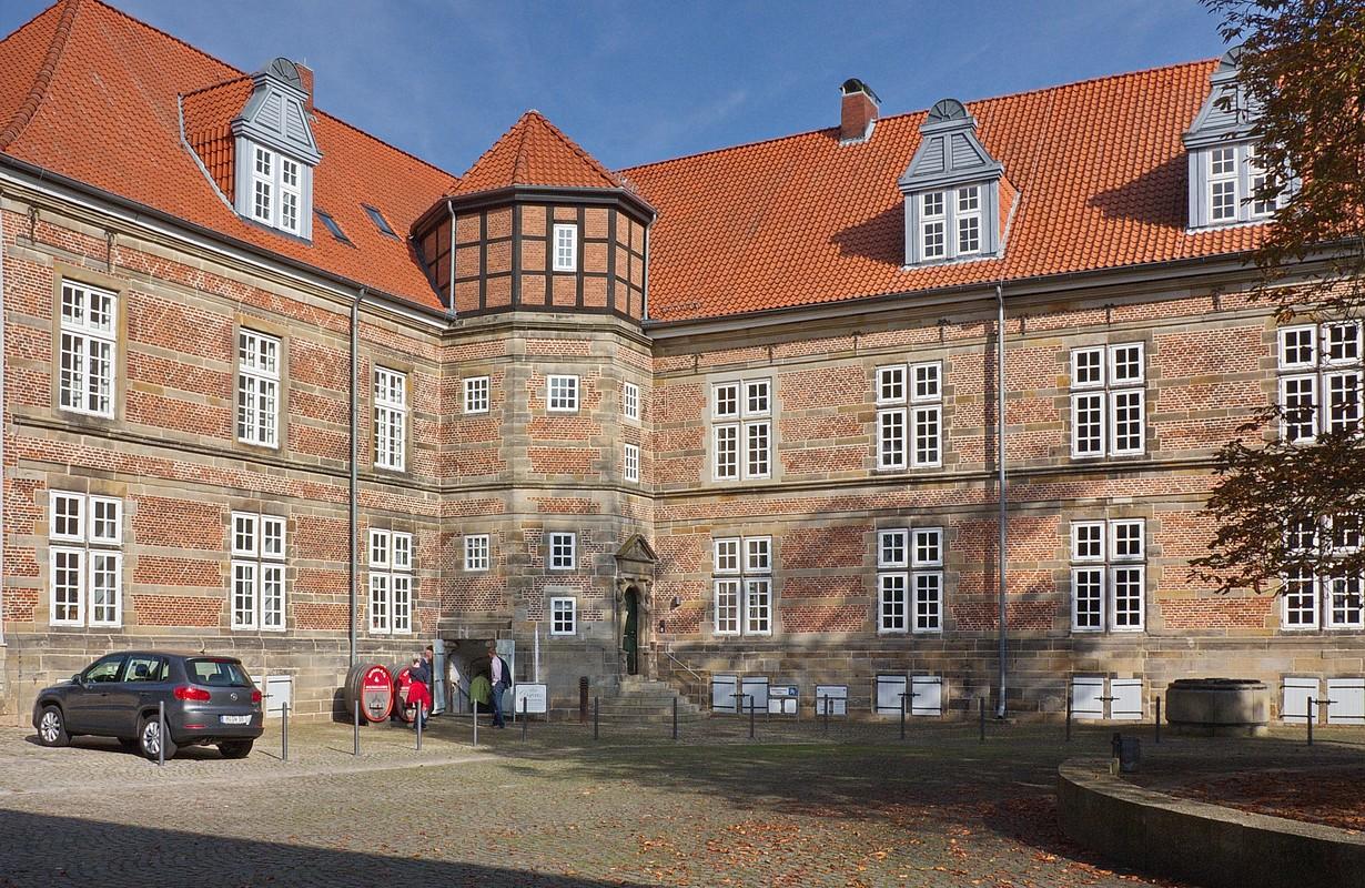 Landestrost Castle