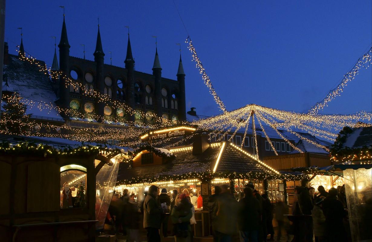 Christmasmaket Kohlmarkt