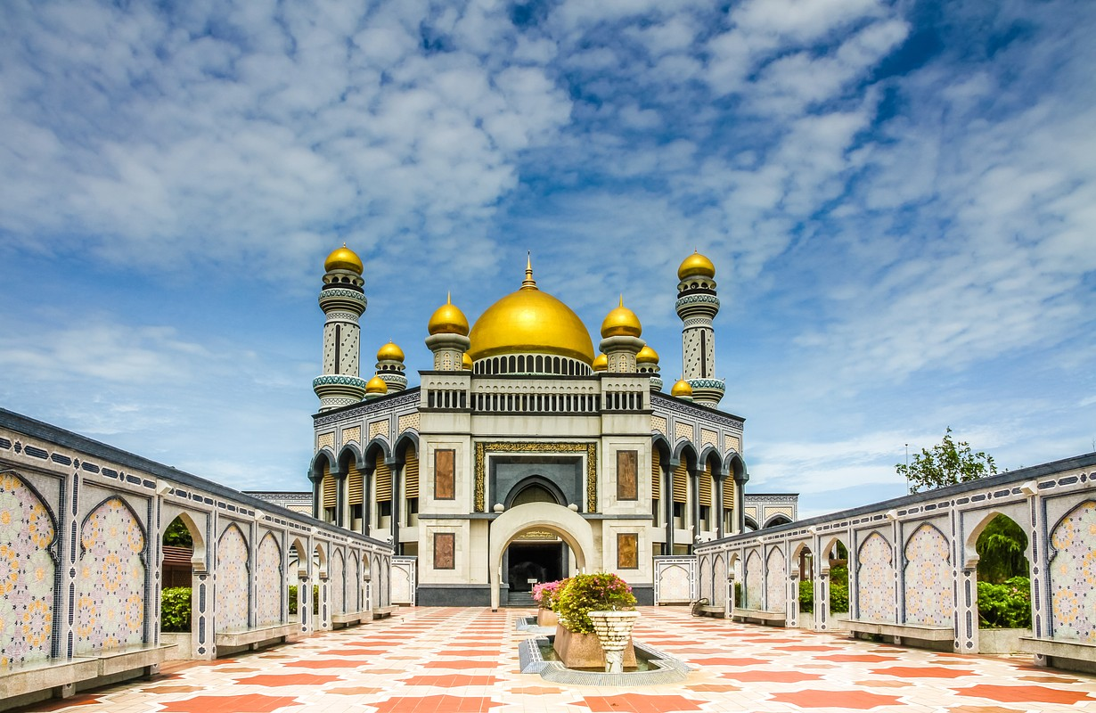 Jame Asr Hassanil Bolkiah Mosque, Bandar Seri Begawan