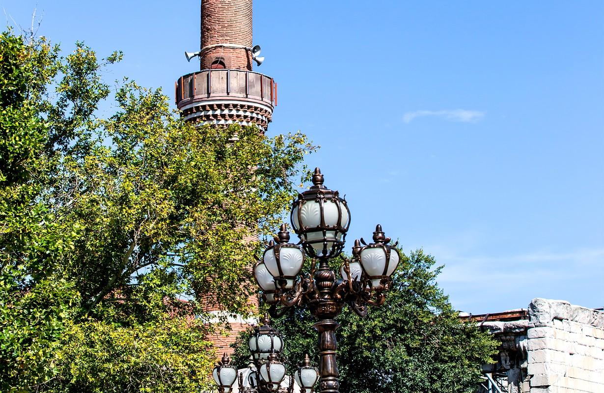 Hadji Bayram Mosque at Ankara