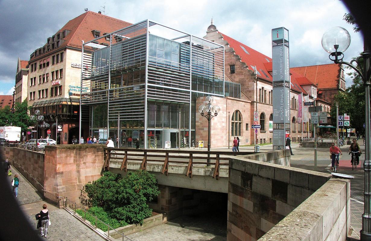 Tourist Information in der NürnbergINFO