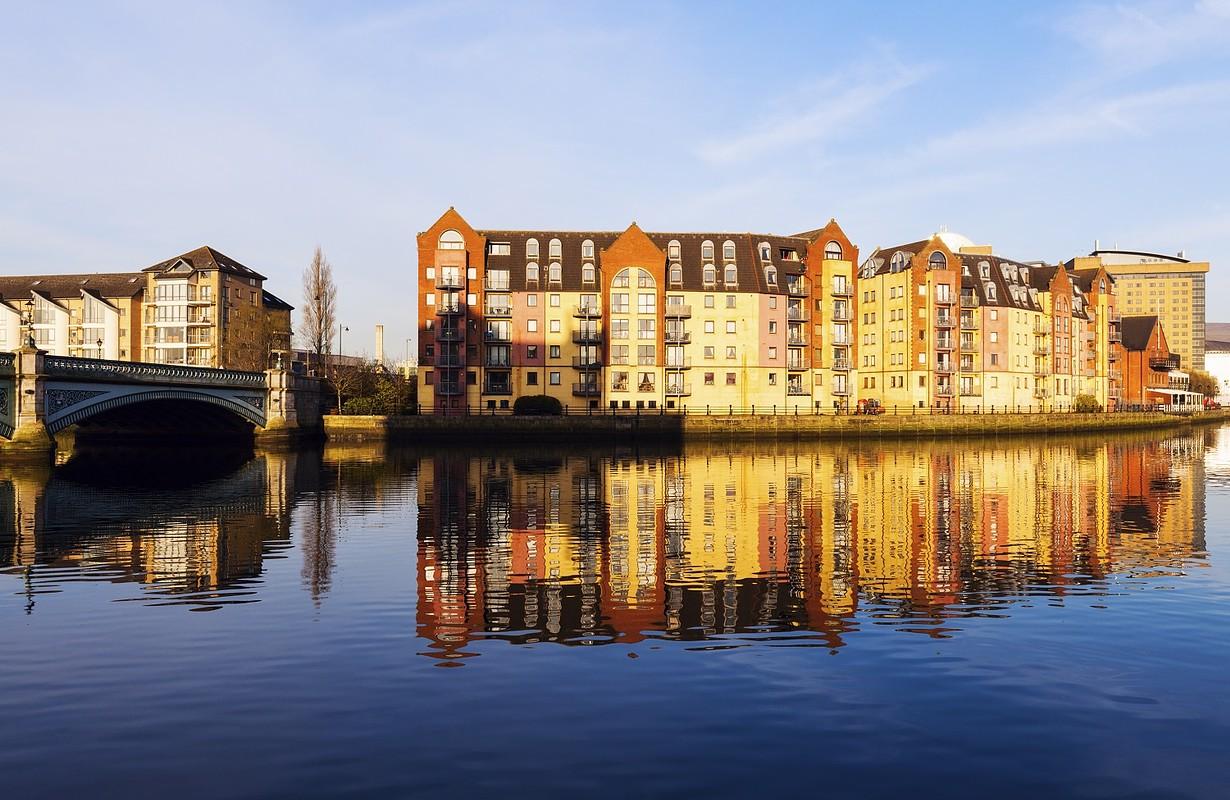 Lagan Boat Tour, Belfast