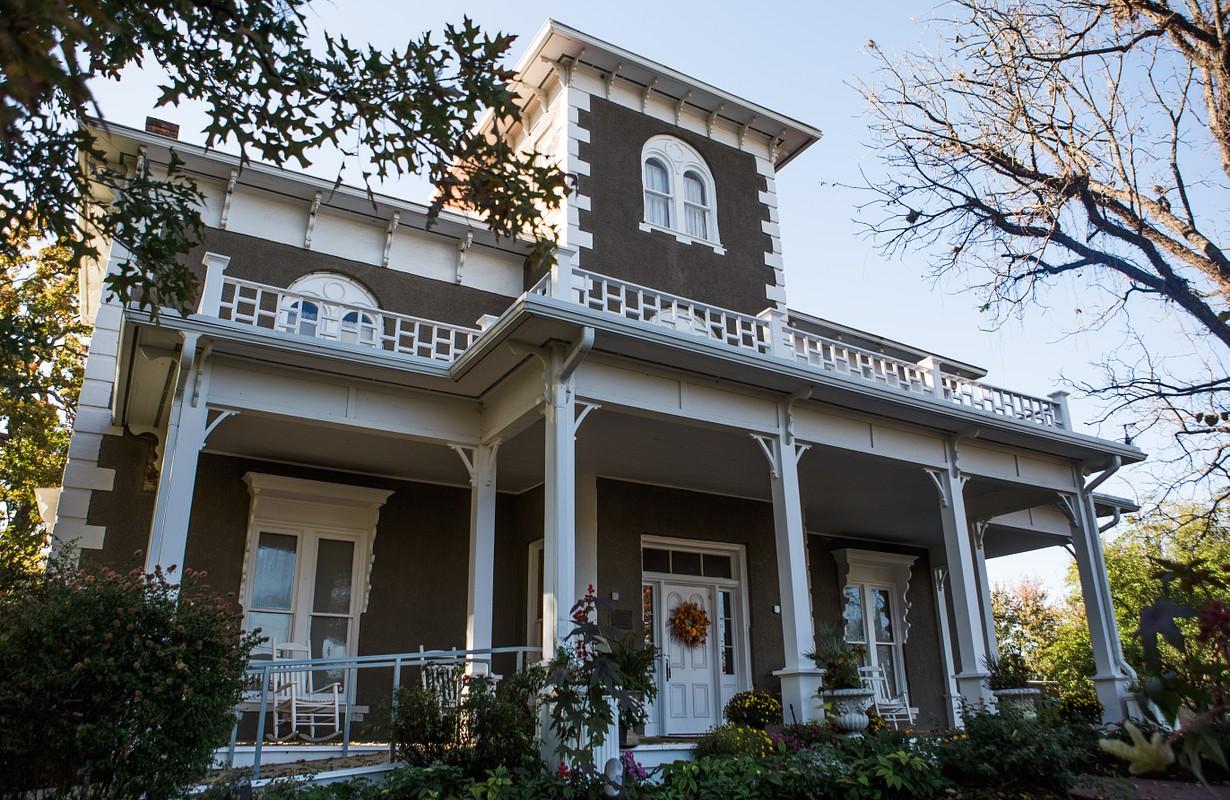 Peel Mansion Museum & Heritage Gardens