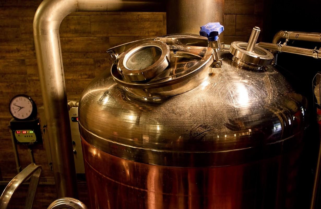 Pilsner Urquell Brewery in Pilsen, Czech Republic