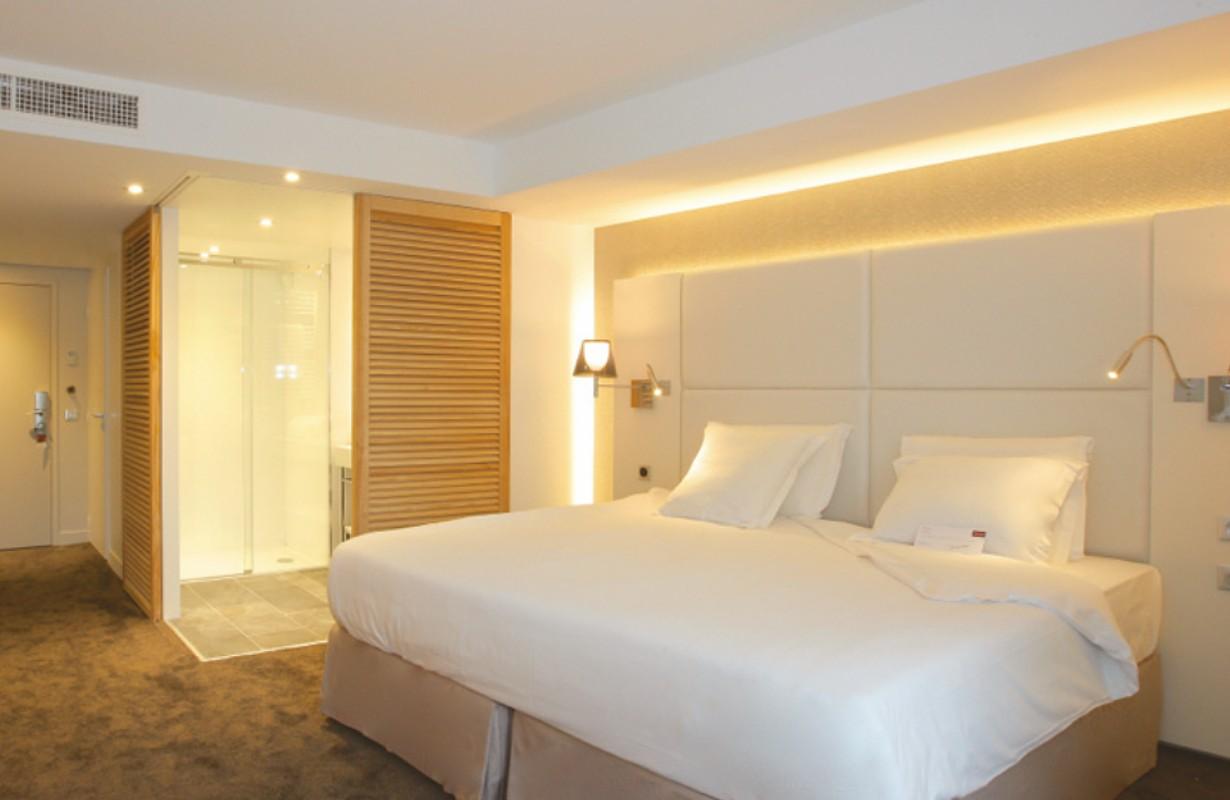 Le Cap d'Agde, hotels