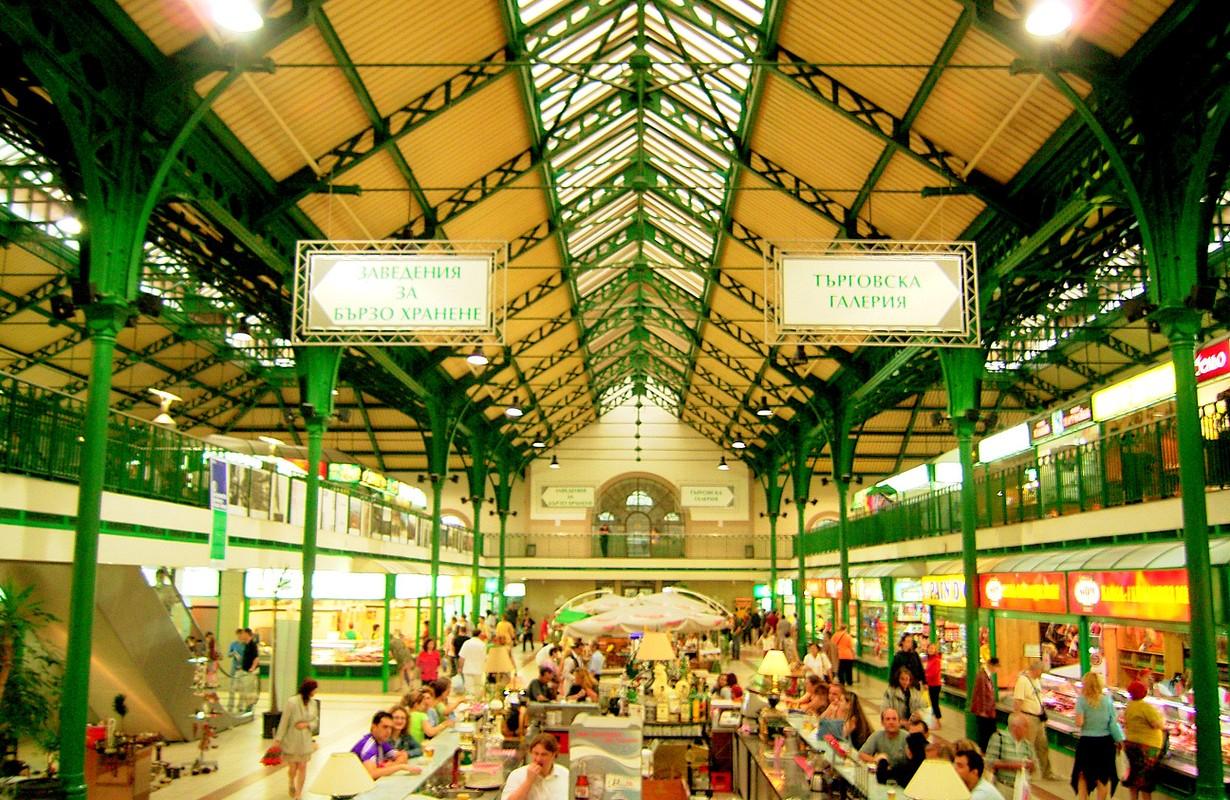 Central market Sofia