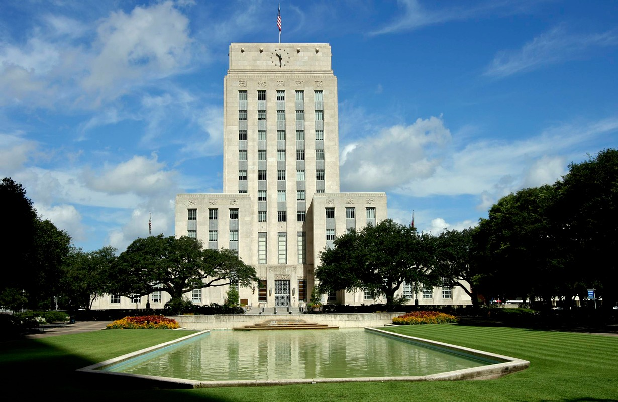 Houston City Hall - Houston, Texas, USA