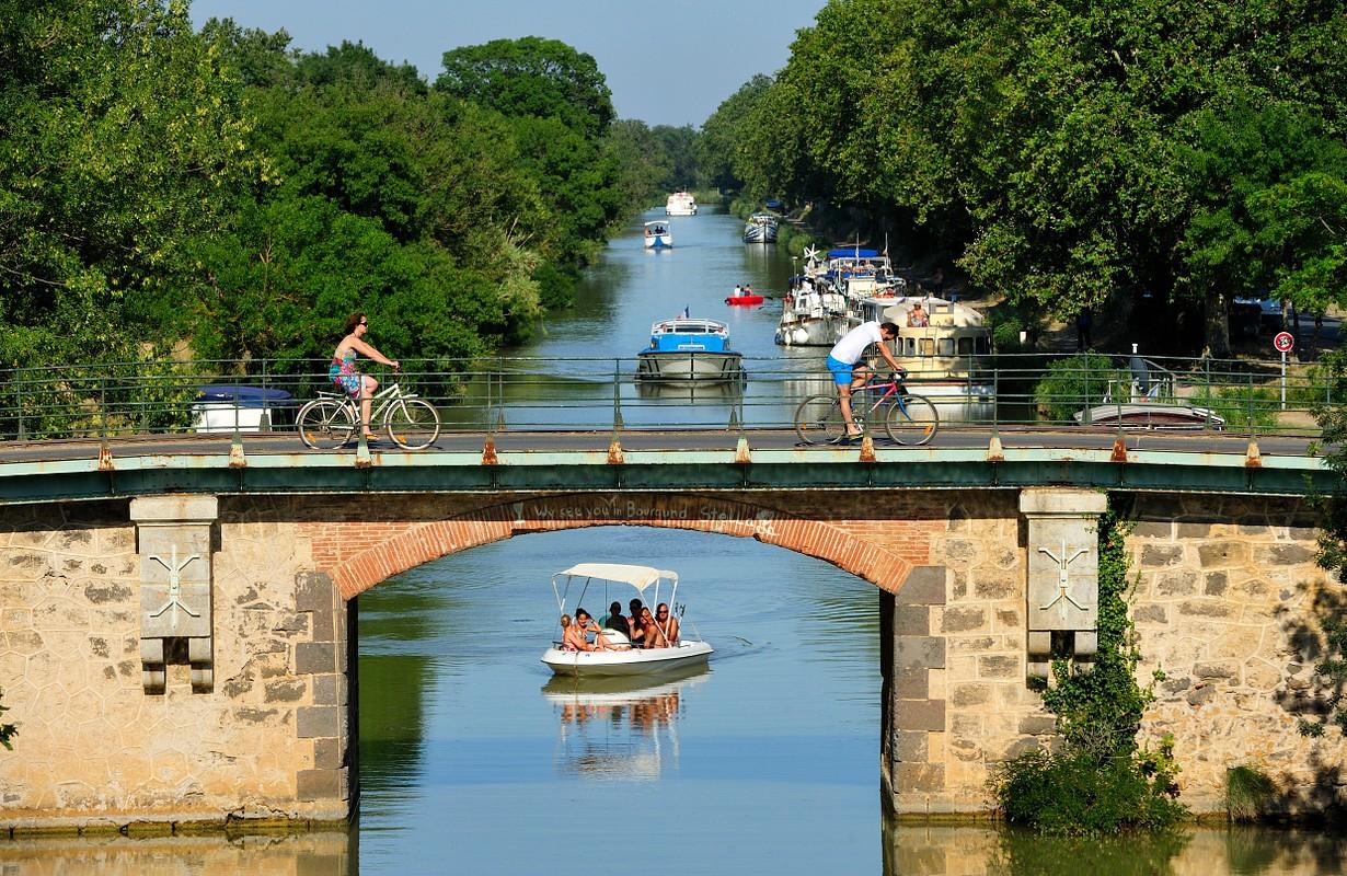 Vias Canal du Midi