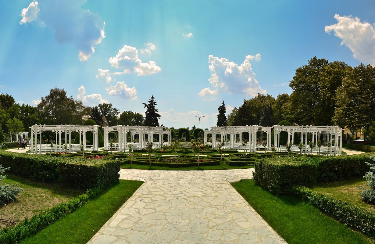 Roses Park - Timisoara