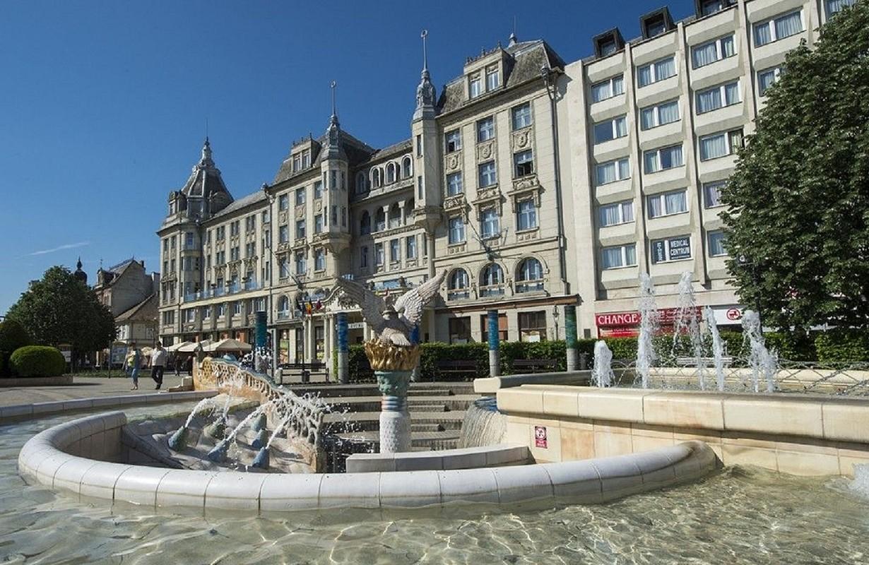 Grand Hotel Aranybika***