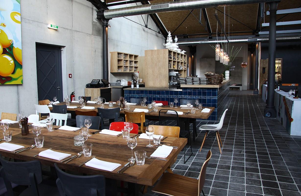 Restaurant Bullerei Hamburg