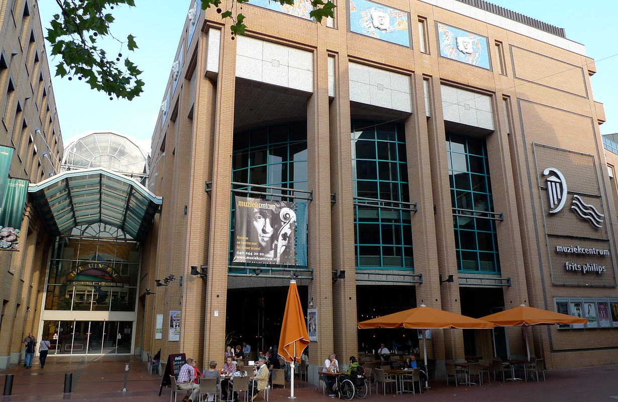 Muziekcentrum Frits Philips Eindhoven