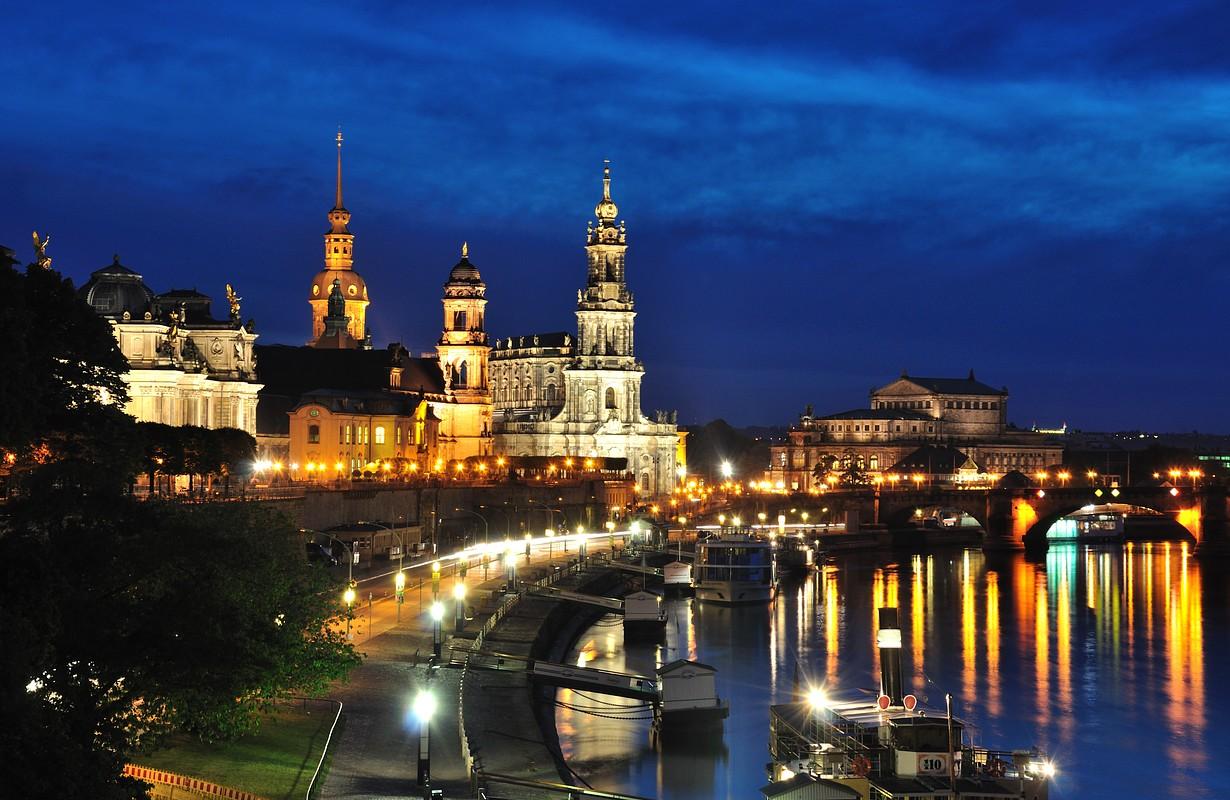 Dresden view