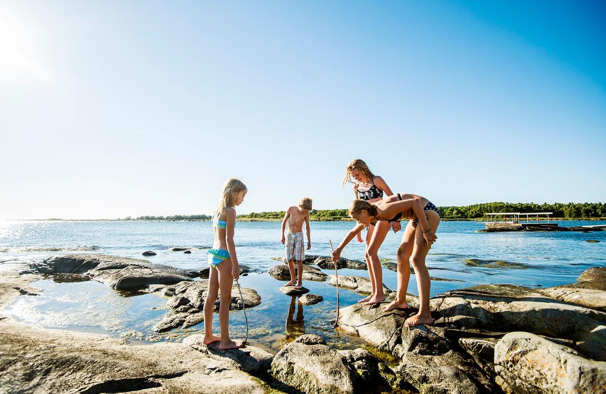 Karlskrona archipelago