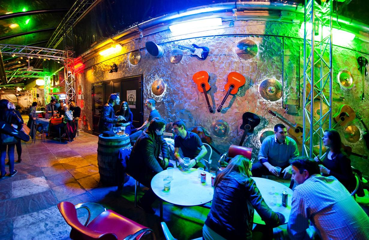 Ruin Bar