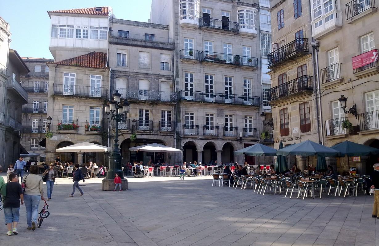 Old Town Vigo