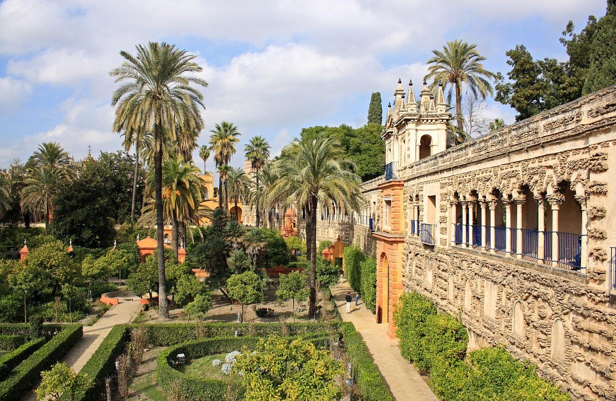Alcázar, Seville