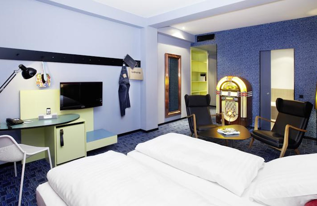 25hours Hotel by Levi's, Frankfurt