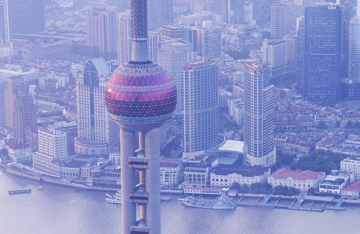 Oriental Pearl TV Tower / 东方明珠, Shanghai