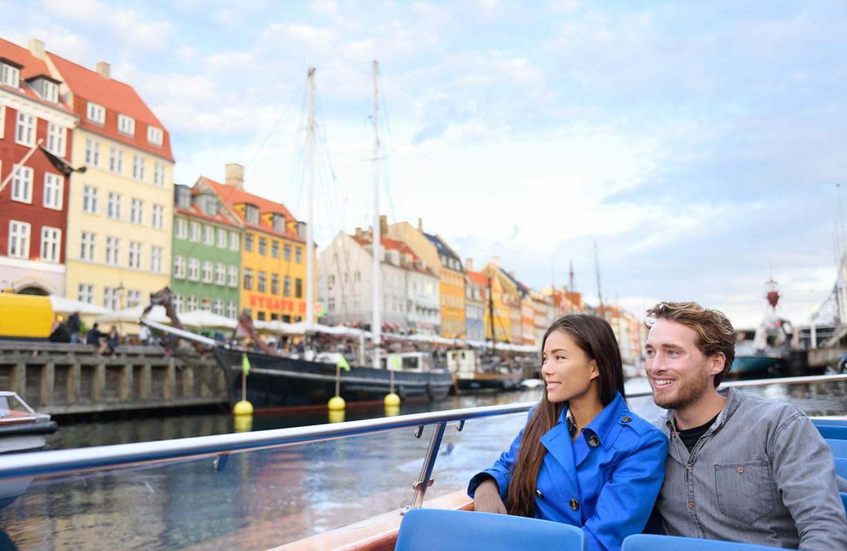 Copenhagen boat cruise tour