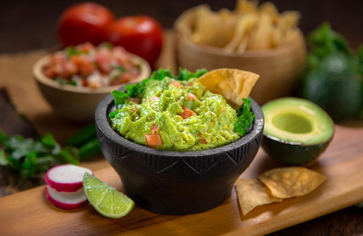 Bowl of guacamole - Houston, Texas