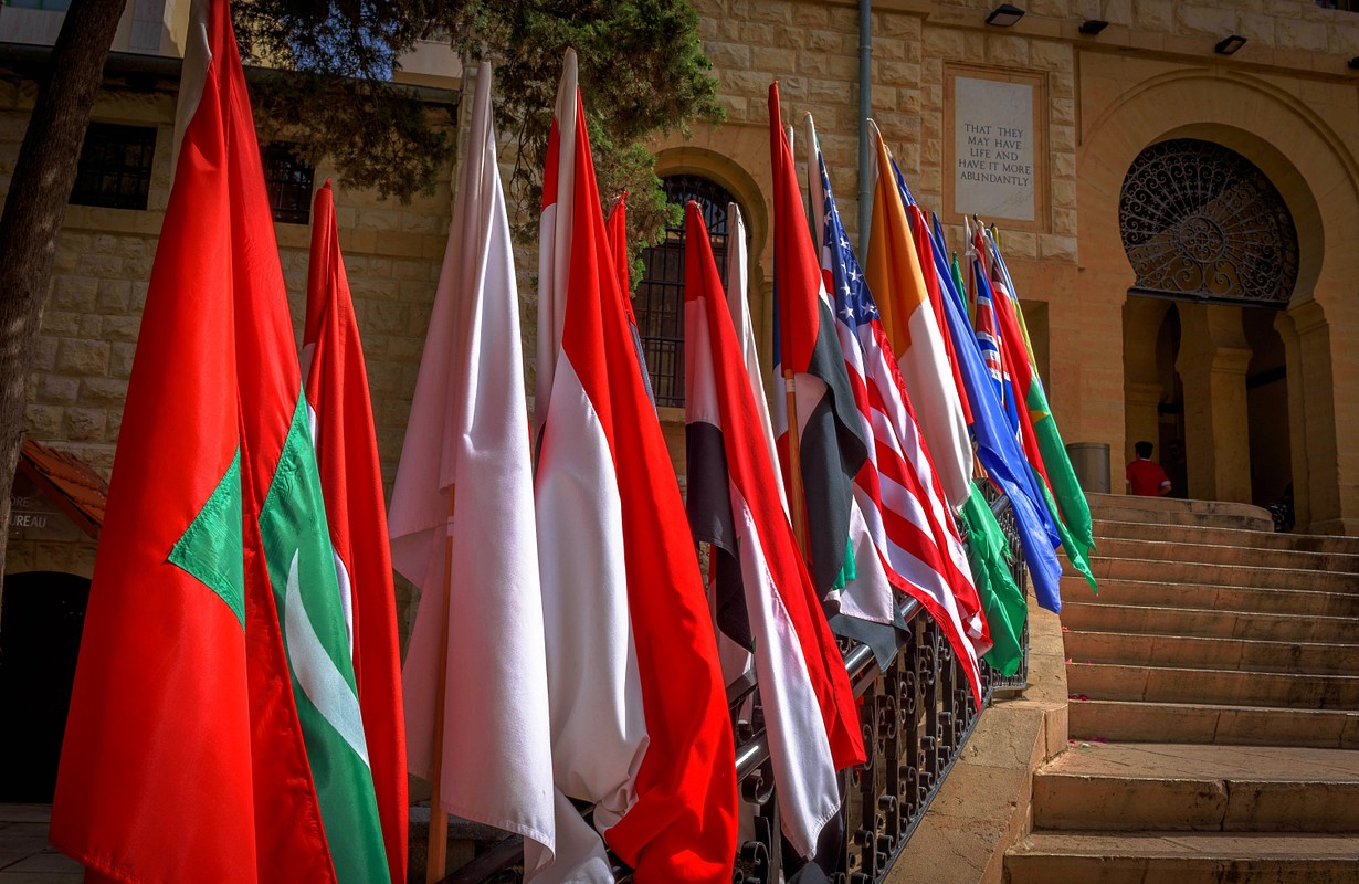 American Uni Beirut
