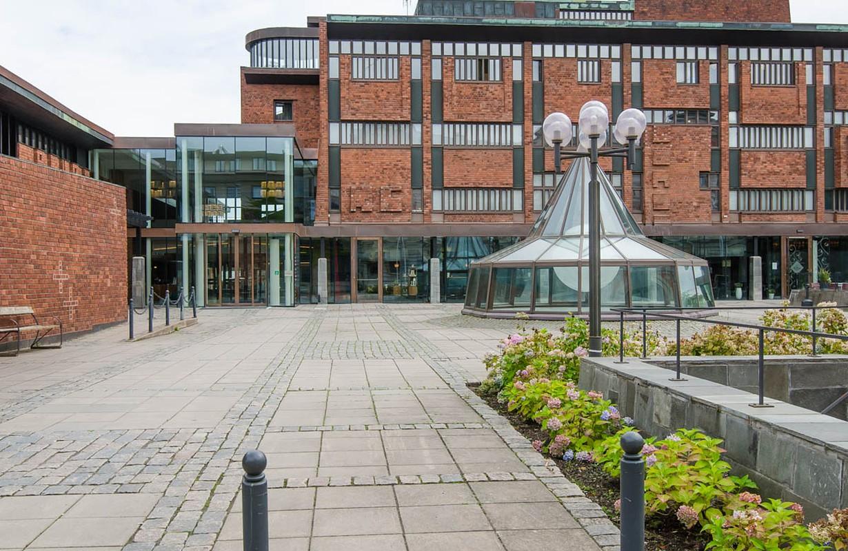 Skövde Kulturhus, Skövde