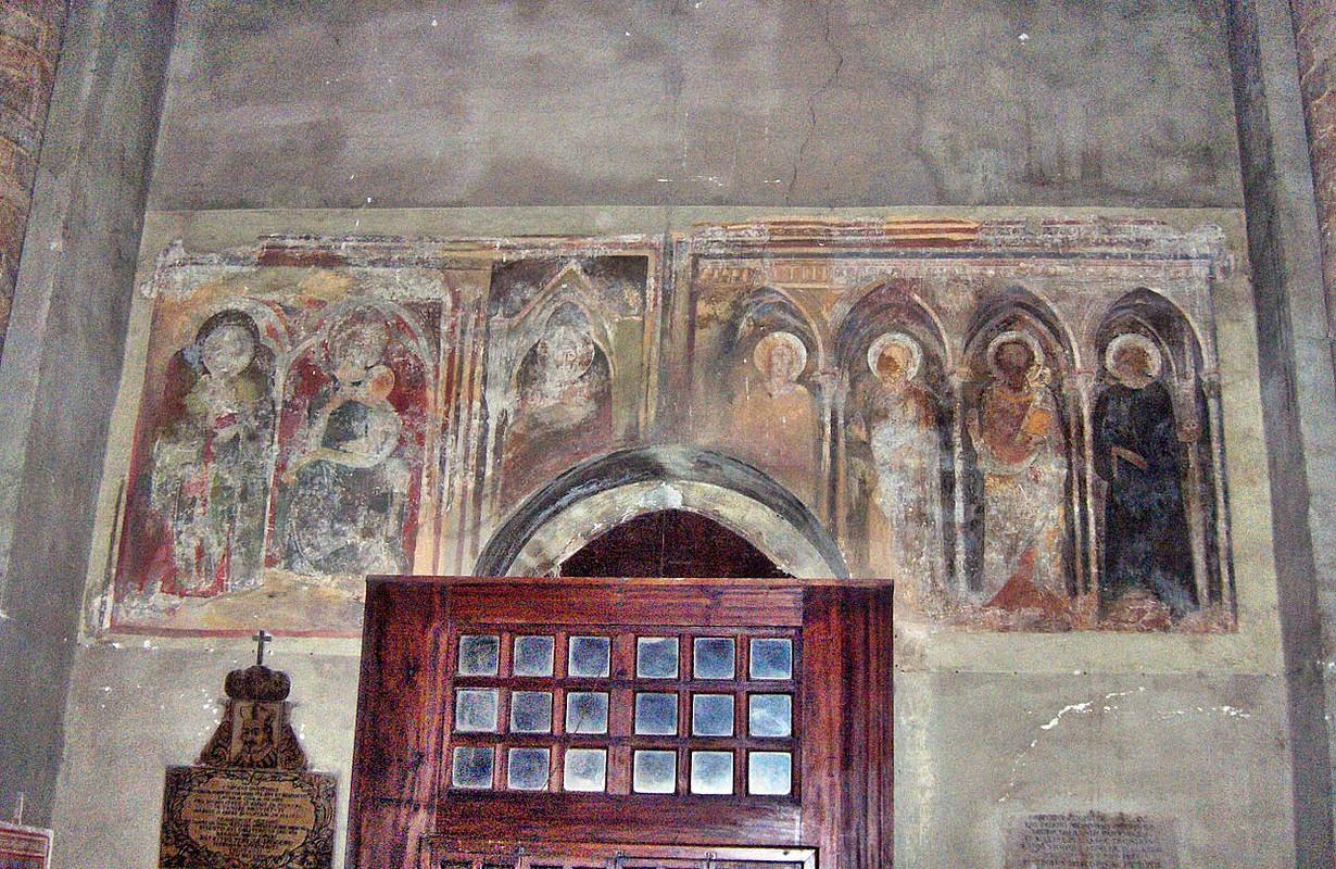 Church St Agata Perugia