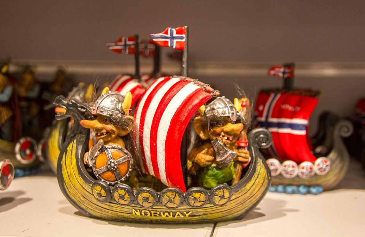 Norway Souvenirs
