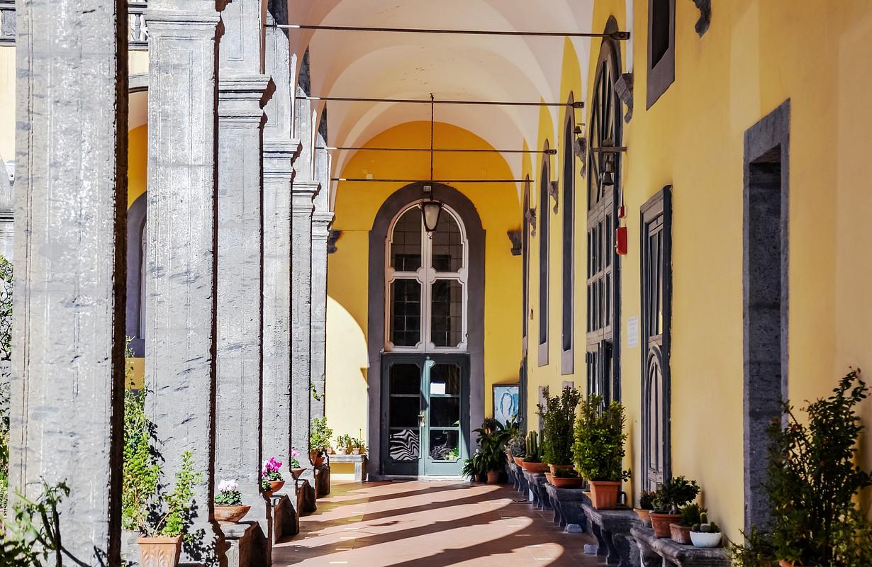 L'église De San Gregorio Armeno