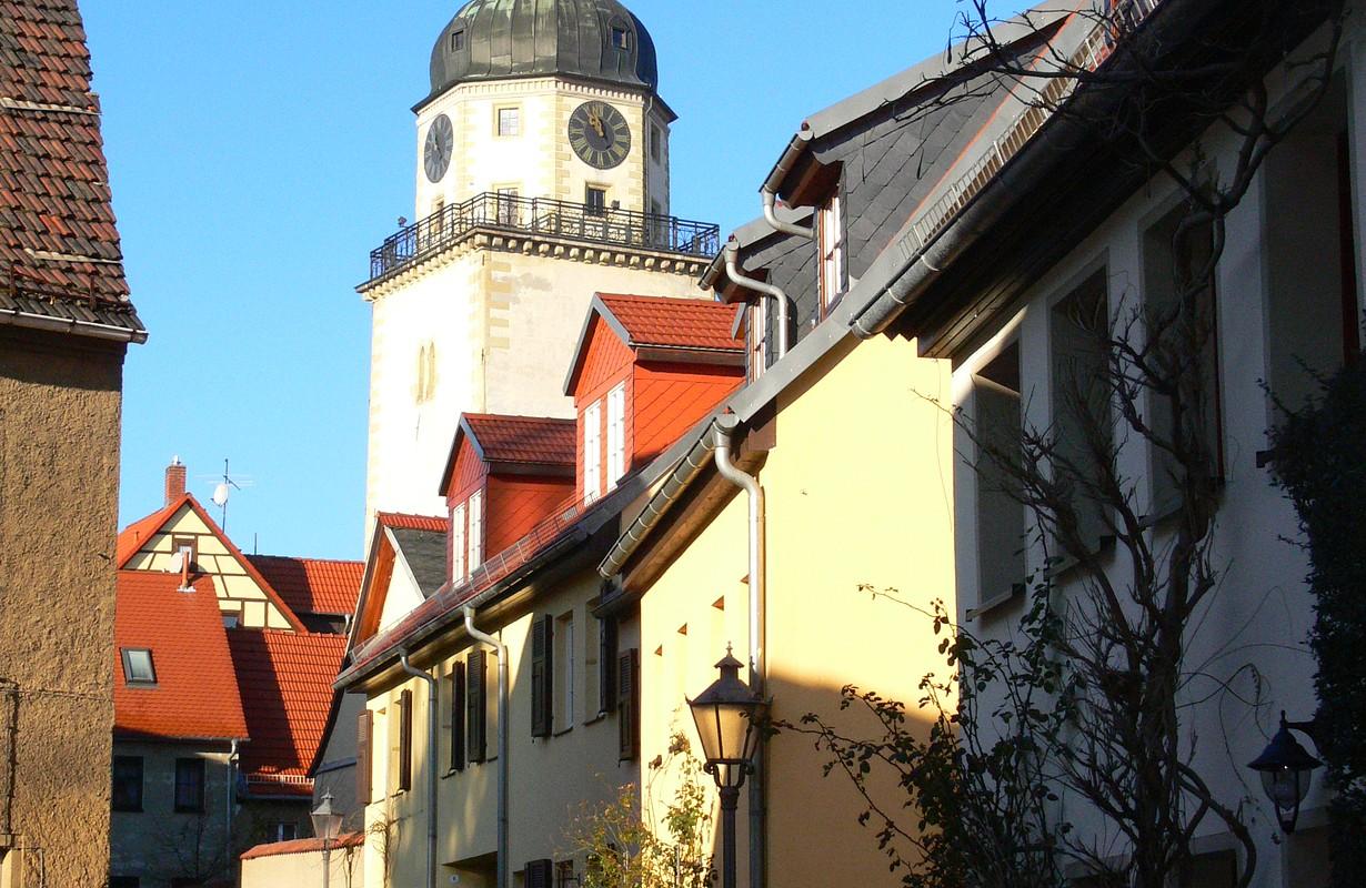 Nikolaiviertel Altenburg