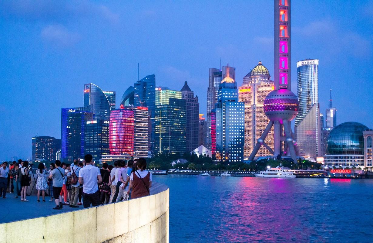 The Bund / 外滩, Shanghai