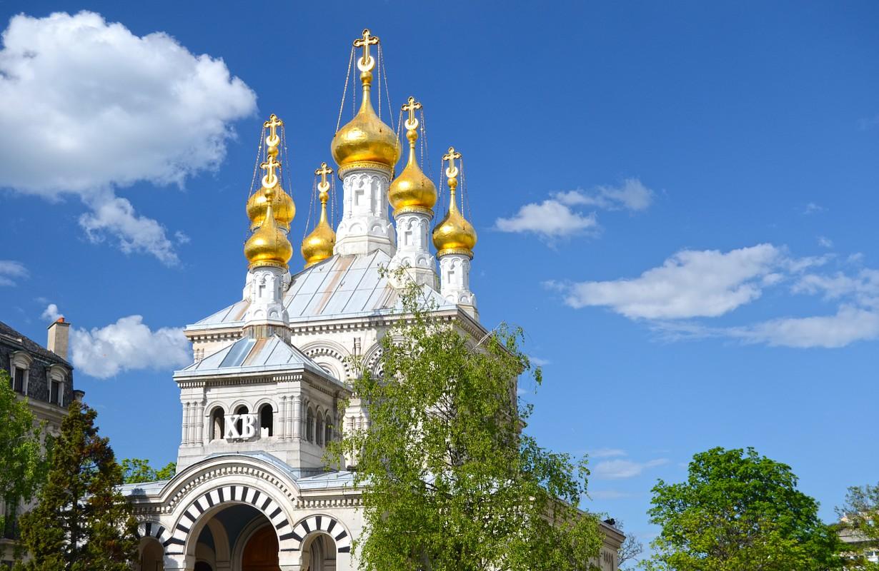 Russian Church, Geneva