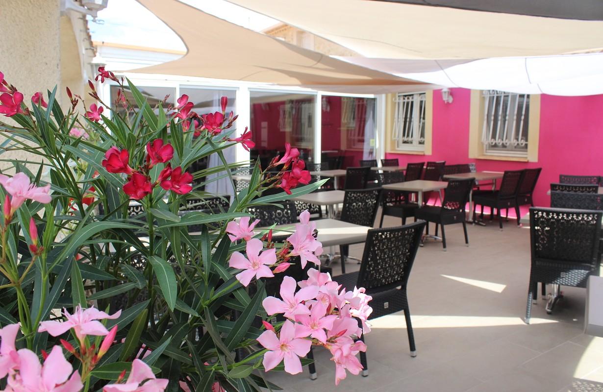 Pézenas, restaurant le Saint-Germain