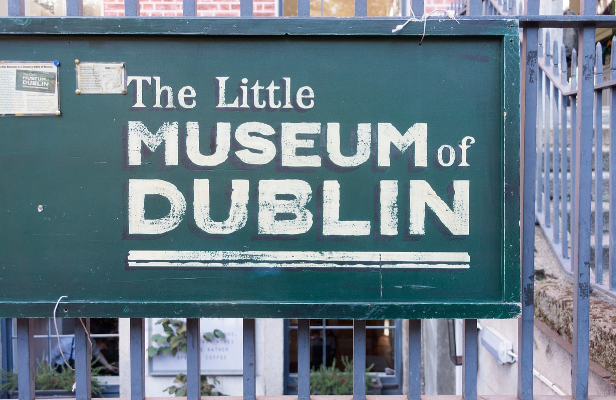 The Little Museum of Dublin