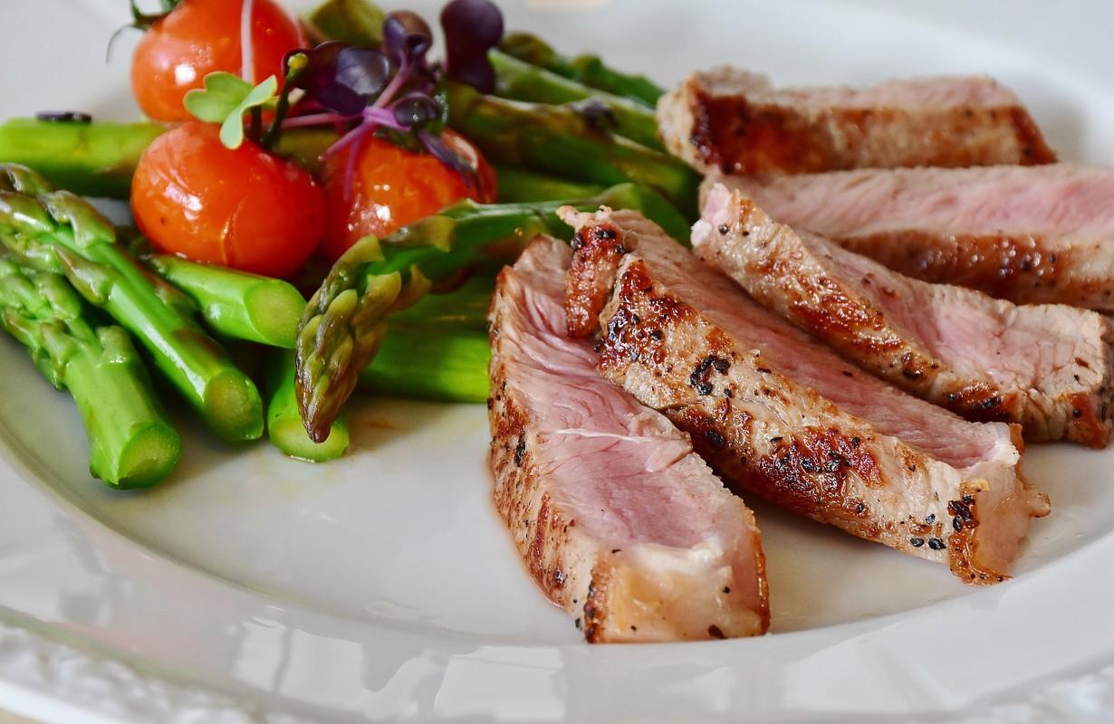 Pork chop dish
