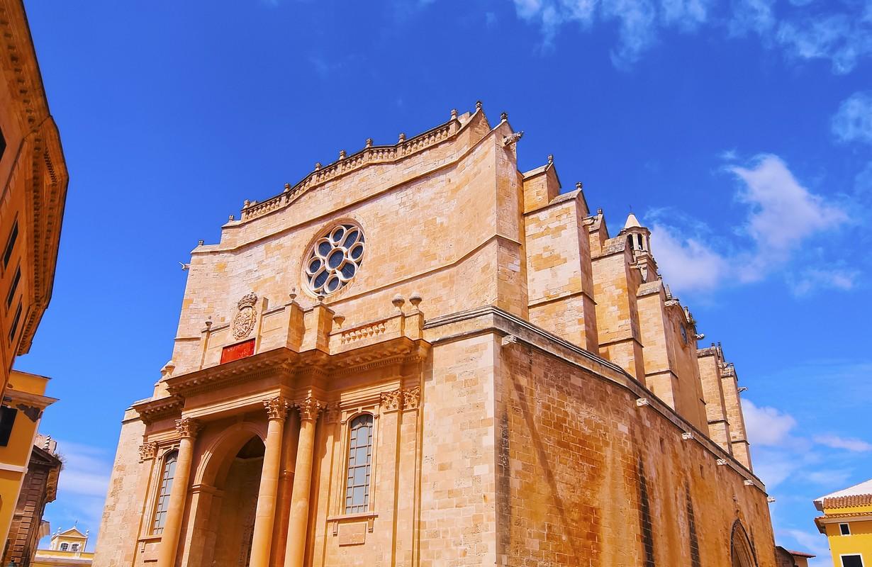 Cathedral of Ciutadella de Menorca, Menorca