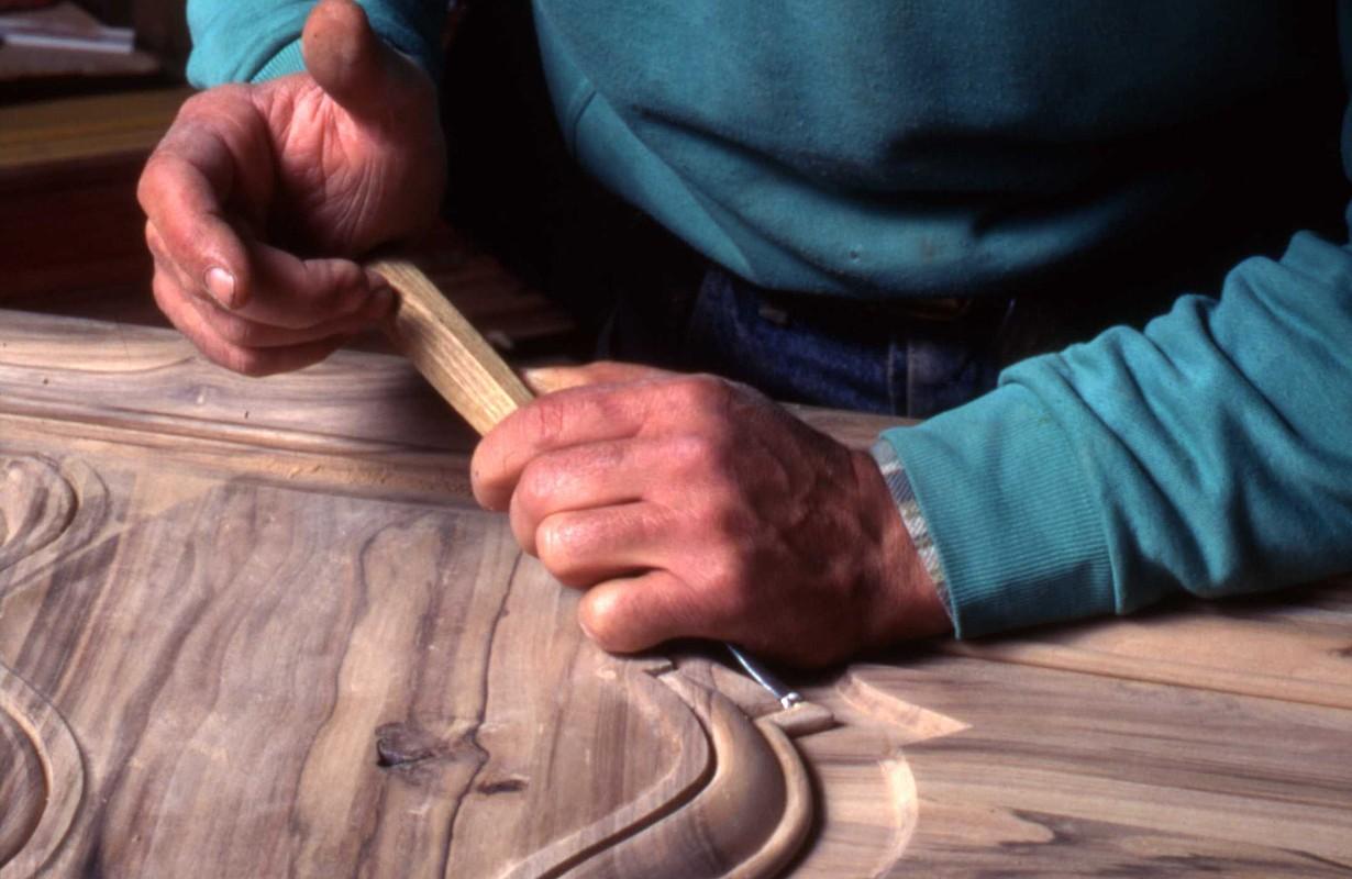 Carpenter in Pézenas
