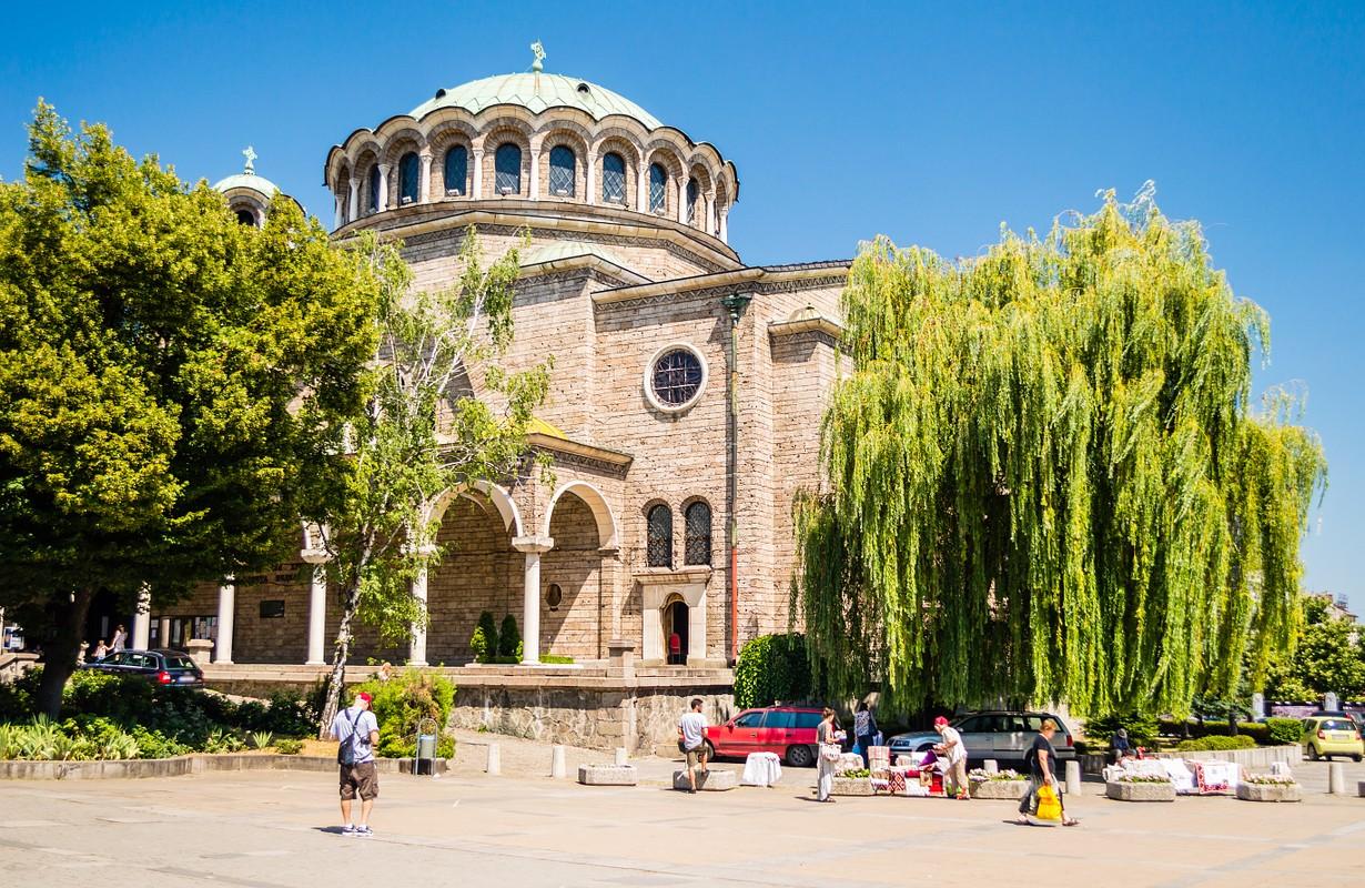 St Nedelja Church