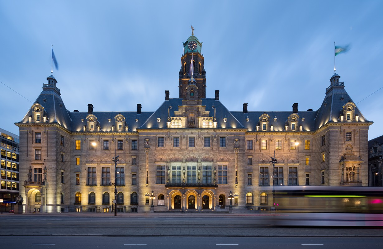 City Hall Rotterdam