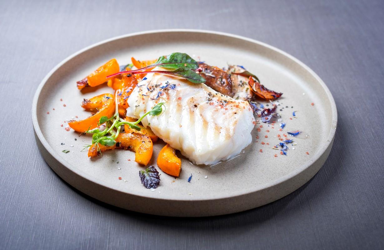 Norwegian fish dish