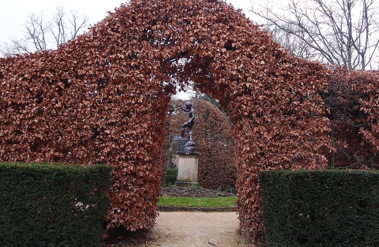 Parc de Blossac, Poitiers