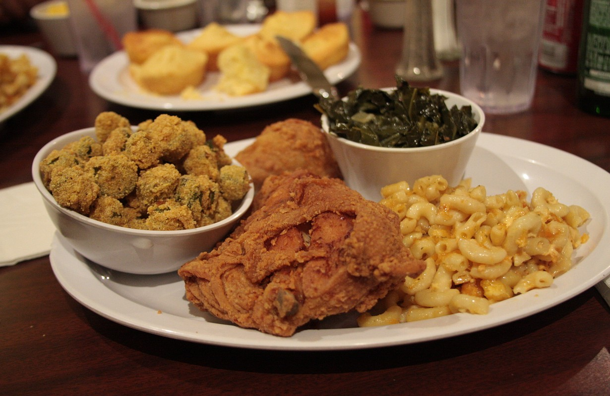 Soul Food - Atlanta, Georgia