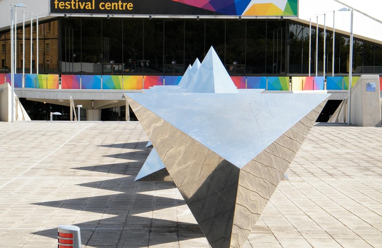 Adelaide Festival Centre in Adelaide