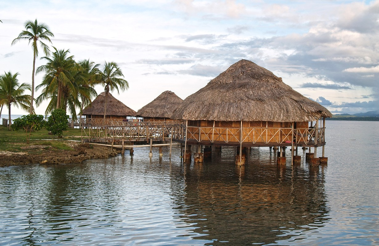 Visit an indigenous tribe, Exotic Islands of Panama, Central America