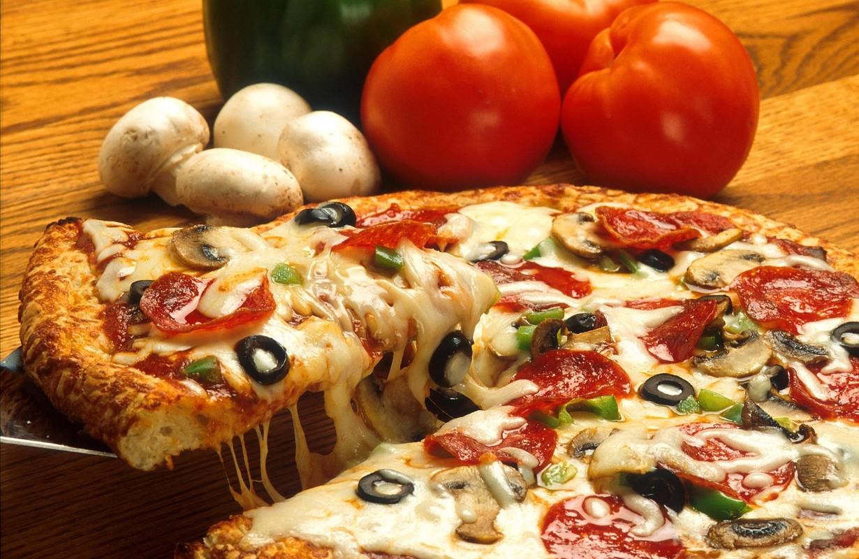 Pizza - Houston, Texas