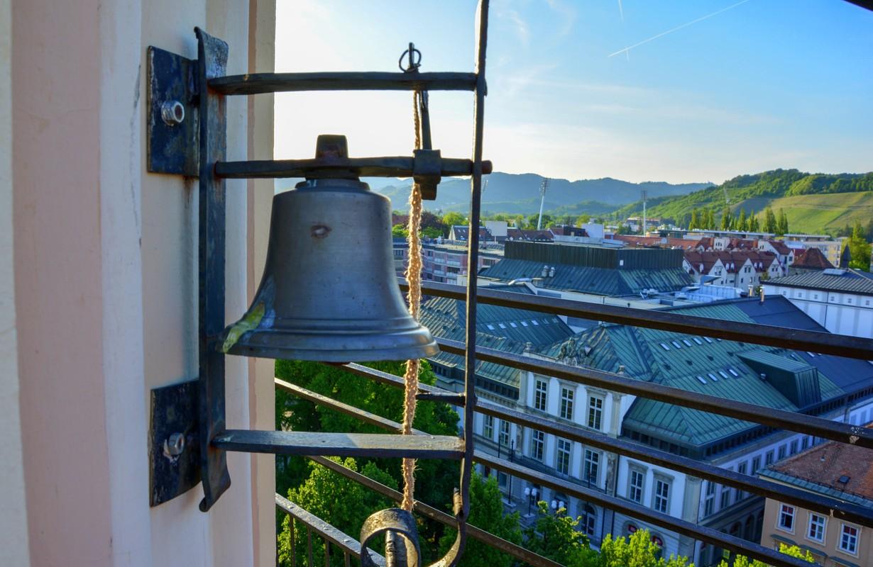 Maribor Cathedral Bell Tower, Maribor, Slovenia