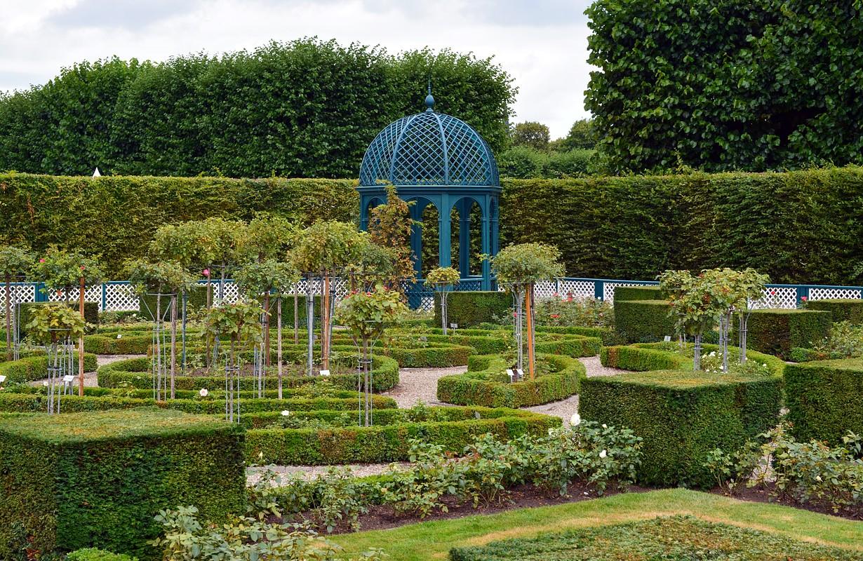 Herrenhausen Gardens in Hannover