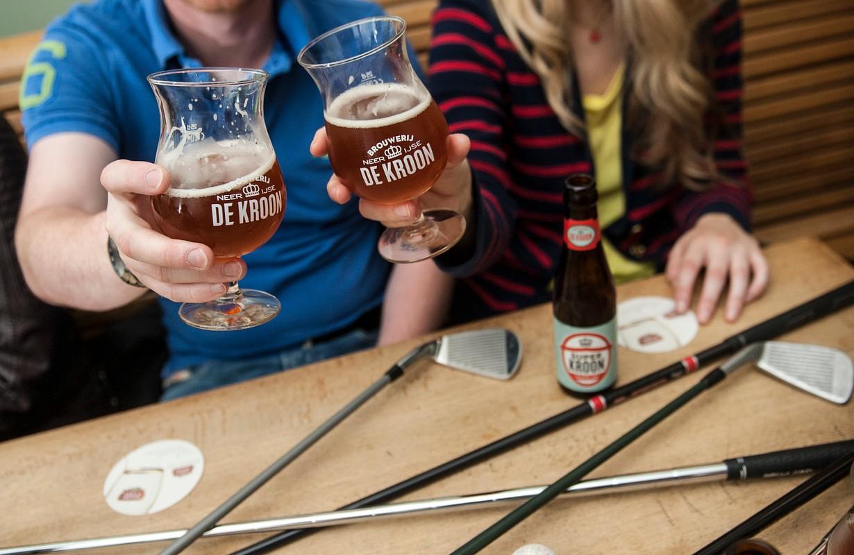 City Beer Golf