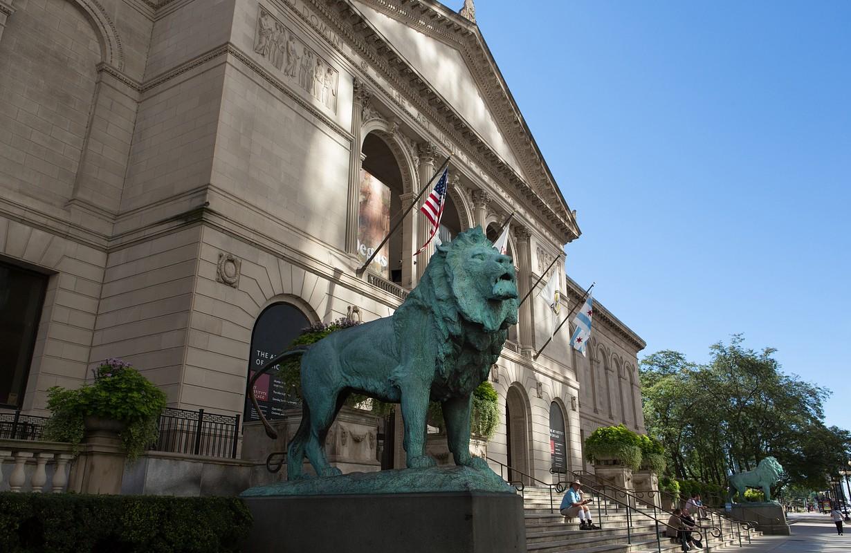 Art Institute of Chicago, Chicago, Illinois